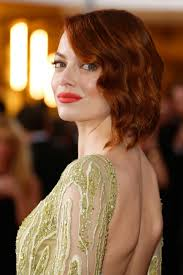 emma stone is a chartreuse dream