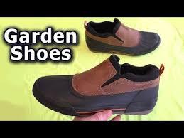 garden shoes review clark bowman free