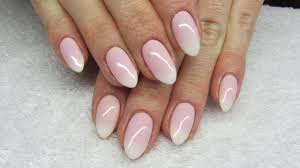 How To Make Babyboomer Soak Off Nails Jak Zrobic Ombre French Na