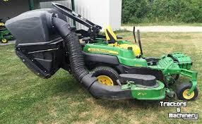 john deere z920a zero turn mower with