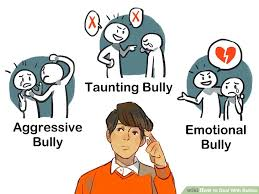 how to deal bullies pictures wikihow