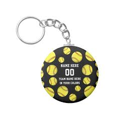 personalized softball gifts in