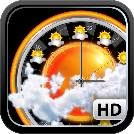 eWeather HD - weather, hurricanes, alerts, radar v8.2.4 (Full) (Paid) (11 MB)