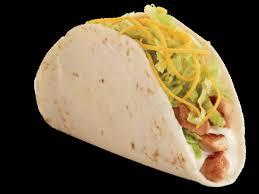 en soft taco nutrition facts eat