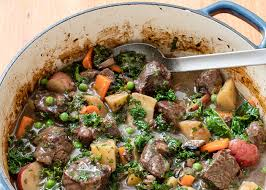 recipe hearty beef and vegetable stew