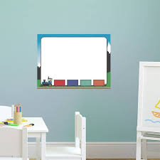 Dry Erase Board For Kids Whiteboard Wall Sticker