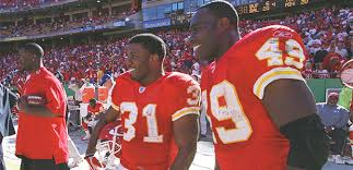 TBT – Running with Purpose – Priest Holmes and Tony Richarson- RBs – Kansas  City Chiefs | Heroes in the Game | Heroes in Life
