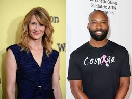 People are obsessed with new couple Laura Dern and Baron Davis ...