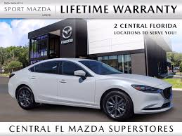 New 2020 Mazda Mazda6 Sport 4dr Car In Longwood L1523336 Sport Mazda North