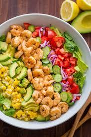 Avocado Shrimp Salad Recipe (VIDEO ...