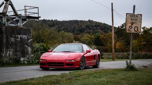 One-of-51 Acura NSX Zanardi Edition For Sale Is the Best of Its ...