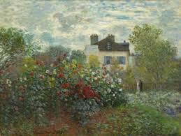 claude monet the artist s garden in