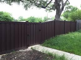 Trex Fencing News Backyard Fences Backyard Staining Wood Fence