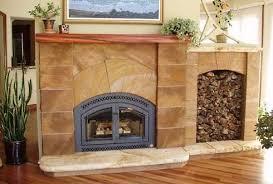stone fireplace design ideas to