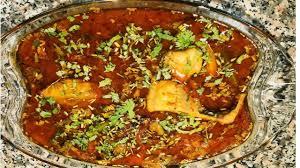 Fish Curry Rohu Machli ka Salan Recipe ...