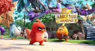 Angry Birds' trailer features bird-pig conflict