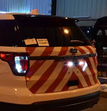 Police And Emergency Vehicle Chevrons Graphics With 3m Reflective Decal Stripes Fit Cars Suv S Trucks Vans