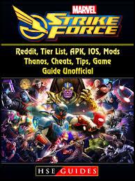 Marvel Strike Force, Reddit, Tier List, APK, IOS, Mods, Thanos ...