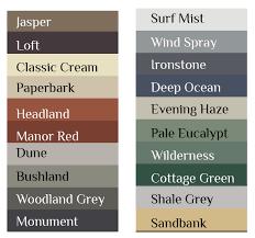 Dulux Paper Bark Colour Roofcolours House Exterior Color Schemes Exterior Color Schemes Exterior House Colors