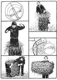 how to make a homemade hay baler