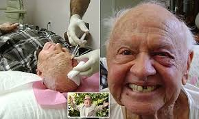 Are these pictures proof Mickey Rooney DID suffer elder abuse ...