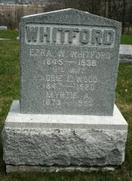 "Adeline F. ""Addie"" Wood Whitford (1847-1920) - Find A Grave Memorial"