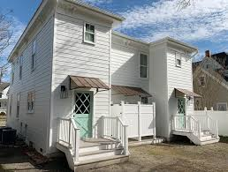 Before After Of The Back Of The Duplex Young House Love