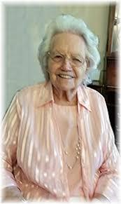 Newcomer Family Obituaries - Myrtle I. Jones 1920 - 2017 ...