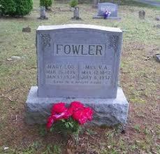 "Mrs Volumnia Adeline ""Lummie"" Cain Fowler (1852-1937) - Find A Grave  Memorial"