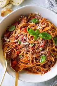 Instant Pot Spaghetti Recipe - Cooking ...