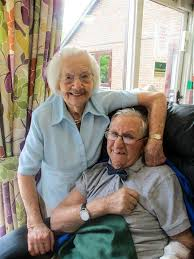 Surprise dinner date to mark 73 years of marriage for Walsoken couple
