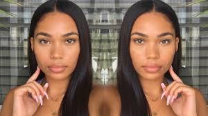 best natural makeup tutorials for black