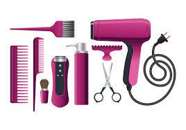 salon equipment for hairdresser