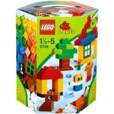 Lego 5748 - Đồ chơi Lego Duplo 5748 Bộ xây dựng sáng tạo