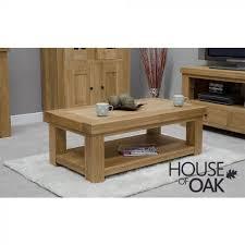 bordeaux oak coffee table house of