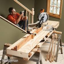 How To Build A Miter Saw Table Diy