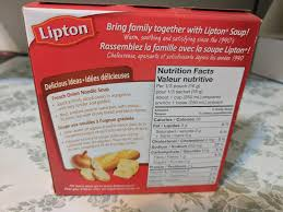 knorr lipton beef vegetable soup mix