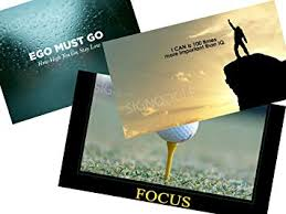 signoogle about focus and ego wall quotes combo posters for school