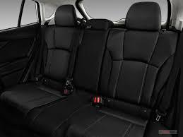 2019 subaru impreza pictures rear seat