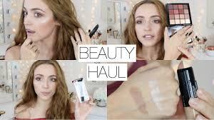 makeup haul wet n wild nyx