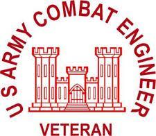 Combat Engineer Castle Vinyl Window Sticker Decal For Sale Online Ebay