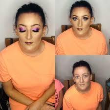 leeds makeup artist party