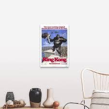 Shop King Kong 1976 Canvas Wall Art Overstock 24128533