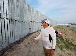 This Contractor Says He Can Build Trump S Border Wall Faster And Cheaper Than The U S Can Los Angeles Times