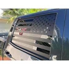 Vinyl Decal Stickers For Silverado Sierra Car Window Onlineamericanstore