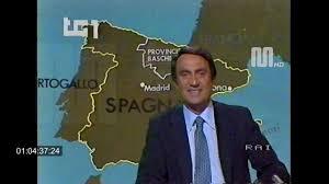 1981 Rai TG1 notizie del 23 febbraio Conduzione Emilio Fede - YouTube