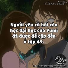 Conan Facts – Yumi & Haneda