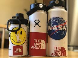 North Face X The Bay Area Vinyl Stickers Hydroflask Hydroflaskstickers Hyphy Bayarea Northface Mhozart The North Face Hydroflask Bay
