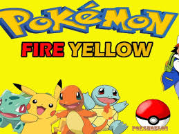 Pokemon Fire Yellow ROM Download