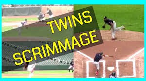 MN Twins Scrimmage Highlights ...
